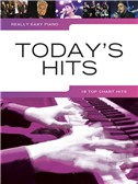 Really Easy Piano: Today's Hits