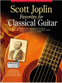 Scott Joplin Favorites For Classical Guitar (Book/Download Card)