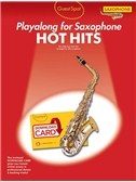 Guest Spot: Hot Hits - Alto Saxophone (Book/Audio Download)