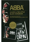 Abba: 18 Hits and The Little Black Songbook (Book/CD)