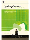 The Justinguitar.com Ukulele Songbook. Sheet Music