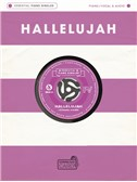 Essential Piano Singles: Leonard Cohen - Hallelujah (Single Sheet/Audio Download)