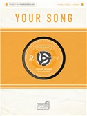 Essential Piano Singles: Ellie Goulding - Your Song (Single Sheet/Audio Download)