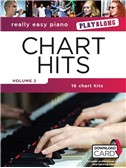 Really Easy Piano Playalong: Chart Hits Volume 2 (Book/Audio Download)