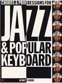 Chords And Progressions for Jazz And Popular Keyboard