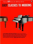 Easy Classics To Moderns Piano