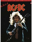 The Best Of AC/DC Guitar Tablature Edition