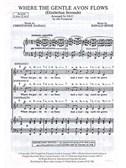 Ronald Binge: Where The Gentle Avon Flows - SSA/Piano