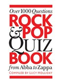 Rock And Pop Quiz Book