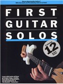 First Guitar Solos