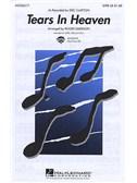 Eric Clapton: Tears In Heaven (SATB/Piano)