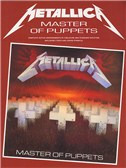 Metallica: Master Of Puppets Play-It-Like-It-Is Guitar