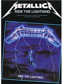 Metallica: Ride The Lightning Guitar Tab Edition