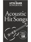 The Little Black Songbook Of Acoustic Hits