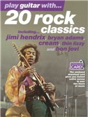 Play Guitar With...20 Rock Classics (Book/Download Card). Sheet Music, Downloads