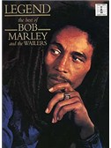 The Best Of Bob Marley And The Wailers: Legend Guitar Recorded Versions