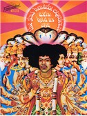 Jimi Hendrix: Axis: Bold As Love Transcribed Scores