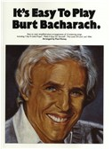 It's Easy To Play Burt Bacharach