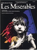 Selections From Les Miserables For Flute