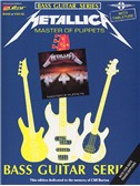 Metallica: Master Of Puppets Play-It-Like-It-Is Bass