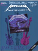 Metallica: Ride The Lightning Play-It-Like-It-Is Bass