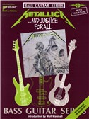 Metallica: ... And Justice For All Play-It-Like-It-Is Bass