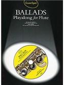 Guest Spot: Ballads Playalong For Flute