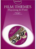 Guest Spot: Film Themes Playalong For Flute