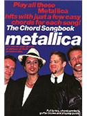 Metallica Chord Songbook