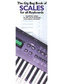 The Gig Bag Book Of Scales For All Keyboards