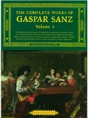 Complete Works Of Gaspar Sanz (Slipcase Edition)