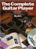 The Complete Guitar Player Book 1 With CD (New Edition)