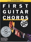 First Guitar Chords (Book/CD)