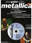 Play Guitar With... Metallica Book 2