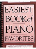 Easiest Book Of Piano Favourites