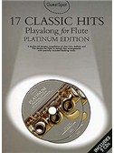 17 Classic Hits Playalong for Flute Platinum Edition