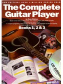 The Complete Guitar Player Books 1, 2 and 3 With CD (New Edition)
