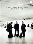 U2: All That You Can
