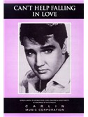 Elvis Presley: Can't Help Falling In Love
