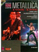 Metallica: 1988-1996 Legendary Guitar Licks