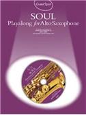 Guest Spot: Soul Playalong For Alto Saxophone