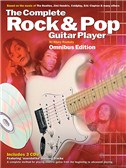 Complete Rock And Pop Guitar Player Omnibus Edition [Book And 3CDs]