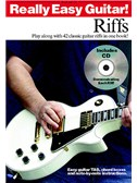 Really Easy Guitar! Riffs - Sheet Music and CD