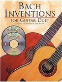 JS Bach: Inventions For Guitar Duet