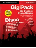 Gig Pack: Six Classic Disco Songs