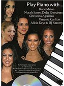 Play Piano With... Katie Melua, Norah Jones And More (Book And CD)