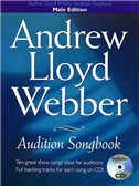 Andrew Lloyd Webber Audition Songbook (Male Edition)