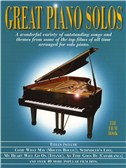 Great Piano Solos: The Film Book