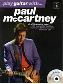 Play Guitar With... Paul McCartney. Sheet Music, CD