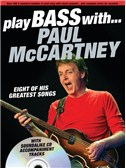 Play Bass With... Paul McCartney. Bass Guitar Tab Sheet Music, CD